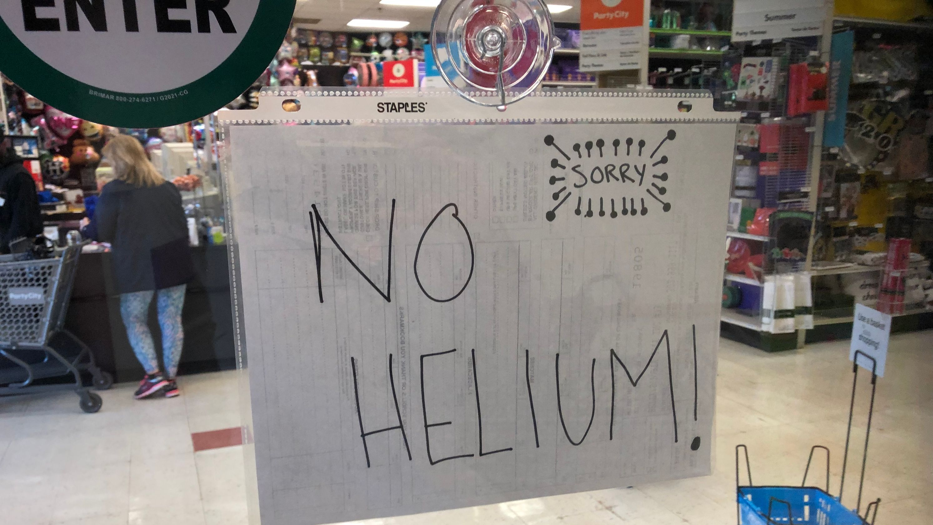 Impacts of the helium shortage