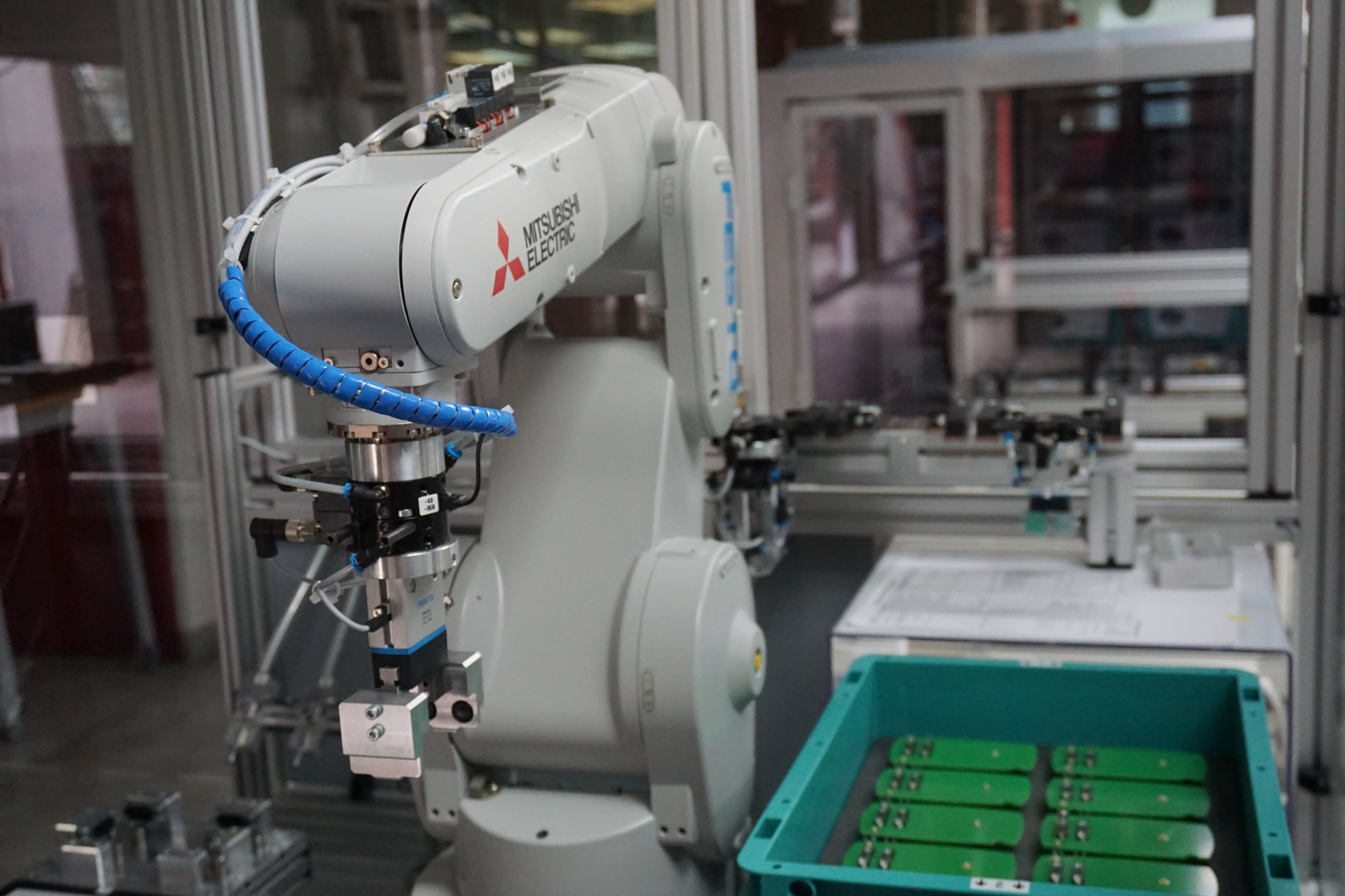 Here come the smart factories
