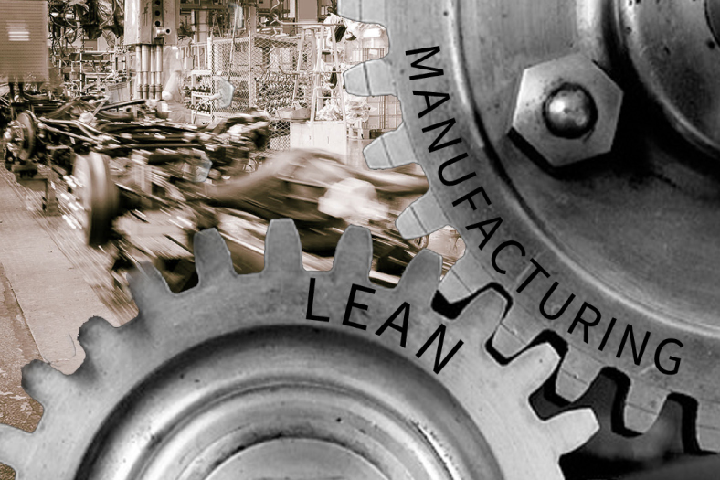 There is strength in lean manufacturing