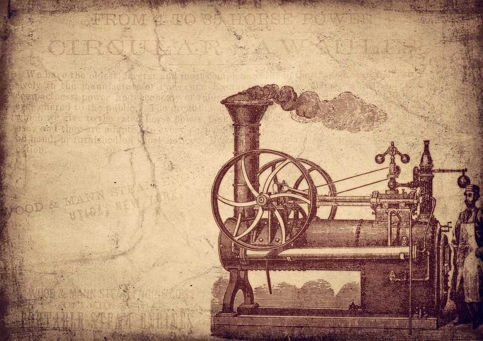The roots of Industry 4.0