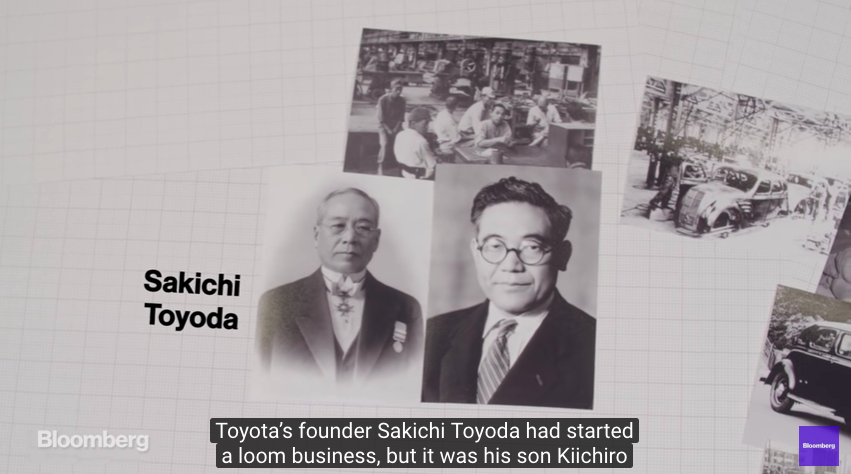 Toyota's impact on lean manufacturing